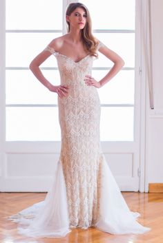 2 - The Cut Spring 2015 Bridal Victoria Kyriakides Collection