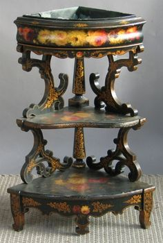 victorian plant stands - Google Search
