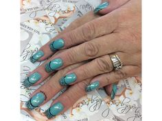 Tips of Grey. Nails by Anthony Top Nail, Nail Art Galleries, Nails Magazine, Nail Tech, Gel Polish, Turquoise Bracelet, French Manicures, Gemstone Rings, Gemstones