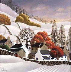 George Callaghan, WINTER FARM