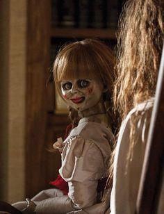 La poupée ''Anabelle'' du Film ''La Conjuration''.