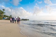 We had the pleasure of spending Christmas Eve with the lovely Ahluwalia's with a family shoot Barbados-style #nwplifestyle - - - #barbados #schoonersbay #speightstown #beach #beachshoot #familyportraits