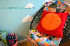 Rosa Nähzimmer ♥ Lyserød systue: Babyzimmer I