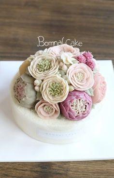 [BOMNAL CAKE] CLASS 8월 : 네이버 블로그