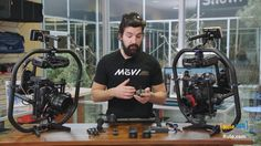 RBC MoVI Tech Dylan Law highlights key features of the Freefly MoVI Pro in this episode of In The Showroom.