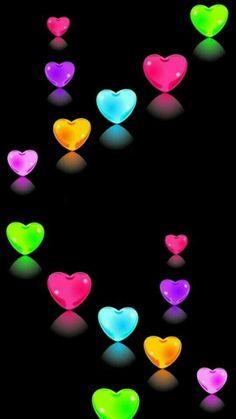 Ideas Wallpaper Whatsapp Love Heart For 2019 Iphone Wallpaper Black, Heart Wallpaper, Butterfly Wallpaper, Trendy Wallpaper, Love Wallpaper, Cellphone Wallpaper, Pretty Wallpapers, Colorful Wallpaper, Galaxy Wallpaper