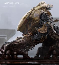 Work Horse by Jeremy Cook | 3D | CGSociety