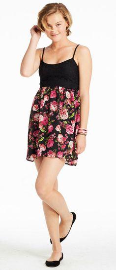 Rose Flip Flop Dress