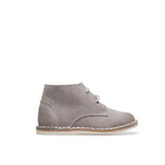Desert boot en cuir
