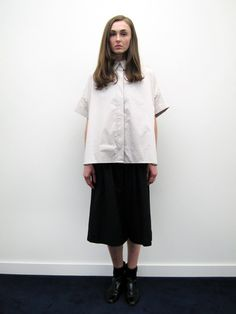 Suzanne Rae Collared Button Up Shirt