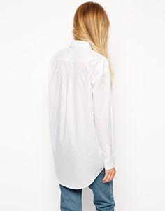 Enlarge ASOS Boyfriend Shirt