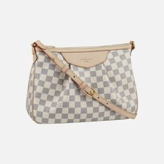 Louis Vuitton Damier Azur- want this in chocolate brown!