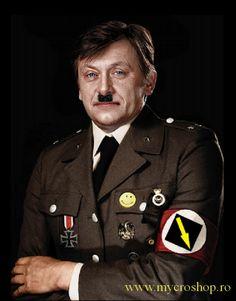 Herr Crin Antonescu, Der Führer