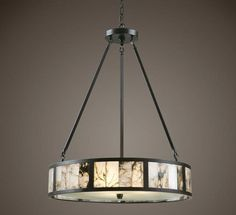 Stanford 6-Light Crystal Chandelier | lighting fixtures & mirrors ...