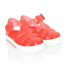Igor Red Jelly Shoes