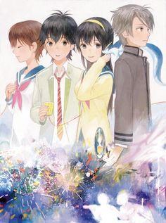 Nerawareta Gakuen - watched this a few years back, can't remember much of the story but the visuals were AMAZING