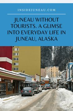 Take a Sunday Drive around Juneau Alaska. It looks so different in winter. Alaska Cruise Tips, Alaska Winter, Tongass National Forest, Juneau Alaska, Travel Planner, Cities, Arm, Sunday, Island