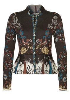 Farb- und Stilberatung mit www.farben-reich.com # Ivko - Vest - Bruin