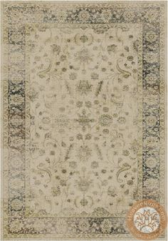 Vintage Trend Carpet. Category: modern. Brand: HeavenRugs.