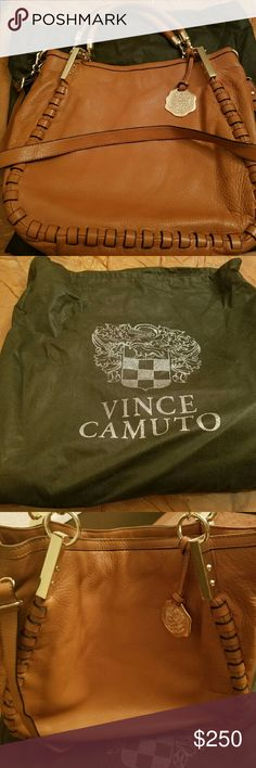 Authentic Vince Camuto Shoulder Bag Only worn handful of times in great condition Vince Camuto Bags Shoulder Bags