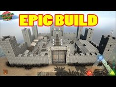 Image result for ark survival evolved castle base.