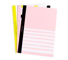≡ Always have the perfect notebook to jot down your ideas
