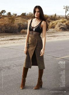 MARIE CLAIRE US MARCH 2015 #editorial