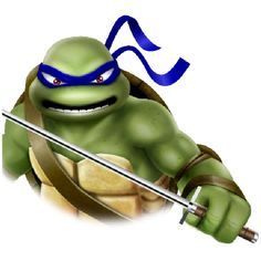 Leonardo Ninja Turtle - Teenage Mutant Ninja Turtles