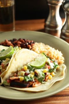 If you haven't noticed yet Mexican food is my favorite.  Good Mexican food just bursts with exciting flavors that all blend so perfectly well together.  No