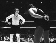andy kaufman and jerry lawler--yes I pinned this!