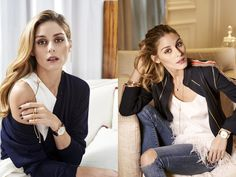 God Save the Queen and all: Olivia Palermo for Piaget Possession #oliviapalermo #piaget #jewelry #campaign
