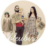 Bleubird Vintage Blog. Her nickname is James; she's a 70s child with a style that's vintage, bohemian, homey, & cute as a button.