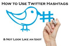 Why You Should Use Twitter Hashtags - Buildicus #socialmedia #smallbusiness