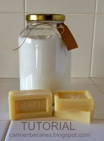 Eco Friendly Cleaning Products, Diy Cleaning Products, Cleaning Hacks, Decorative Soaps, Green Cleaning, Soap Recipes, Home Made Soap, Handmade Soaps, Soap Making