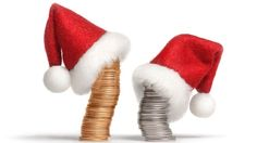 Coins for Christmas.  This is a program of collecting coins in order to help a few families for Christmas!