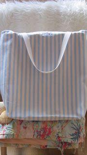 TELUKA: Beach Bag