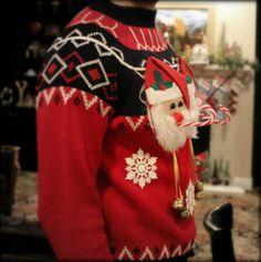 ugly christmas sweater ideas | Ugly Christmas sweater idea! | Holiday ideas