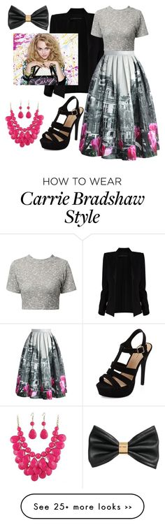 """""""The Carrie diaries"""" by katerinaaaaaa on Polyvore"""