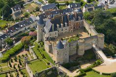 Château de Luynes Bretagne France