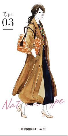 骨格スタイル別 春服の選び方 | KIKONAS | あなたに似合うをお手伝い「キコナス」