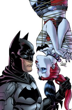 Valentine Day special cover by Amanda Conner and Dave Johnson
