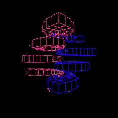 December 28 2017 at from sasj Optical Illusion Gif, Illusion Art, Optical Illusions, Gif Lovers, Illusion Paintings, Cyberpunk Aesthetic, Projection Mapping, Retro Futuristic, Animation