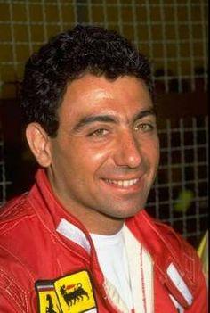 MICHELE ALBORETO #F1 #Formula1 #GrandPrix #GrandPrixF1 #Ferrari #Tyrrell #Arrows…