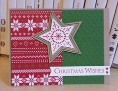 Stampin' Up!, Many Merry Stars
