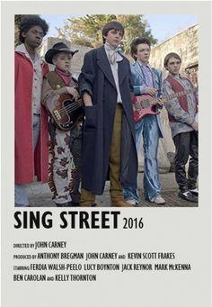 alternative movie posters // sing street