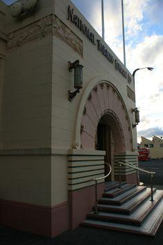 Art Deco buildings of Napier, NZ