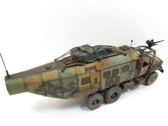 """Doomsday Drifters"" 1/35 Scale Model"