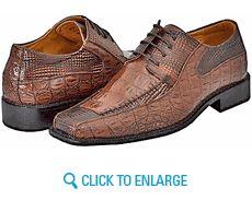 Bolano 1509-065 Brown Mens Dress Shoes
