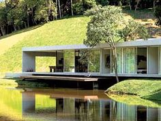 House Near River, Architect House, Tiny House, Architects, Globe, Freedom, Exterior, House Design, Mansions