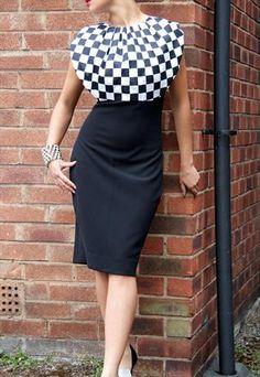 Bld dress niiffe designs